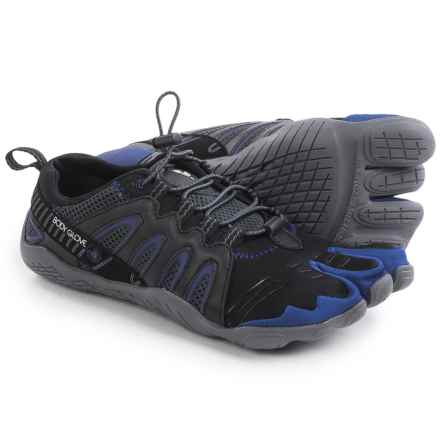 Body Glove 3T Warrior Shoes - Minimalist, Amphibious (For Men) in Black/Blue - Closeouts
