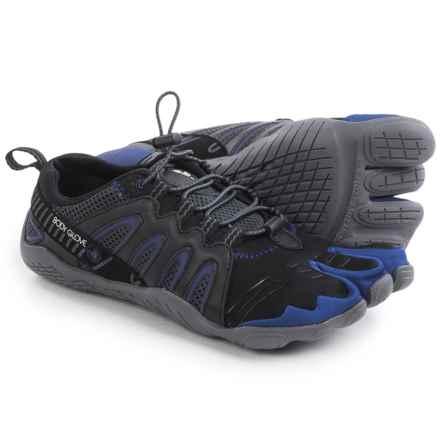 Body Glove 3T Warrior Shoes - Minimalist, Amphibious (For Men) in Black/Blue - Closeouts