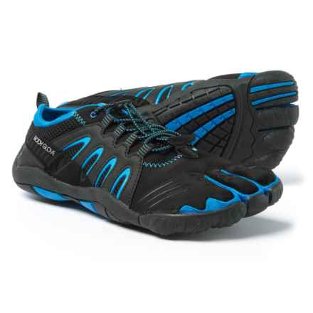 Body Glove 3T Warrior Shoes - Minimalist, Amphibious (For Men) in Black/Brilliant Blue - Closeouts