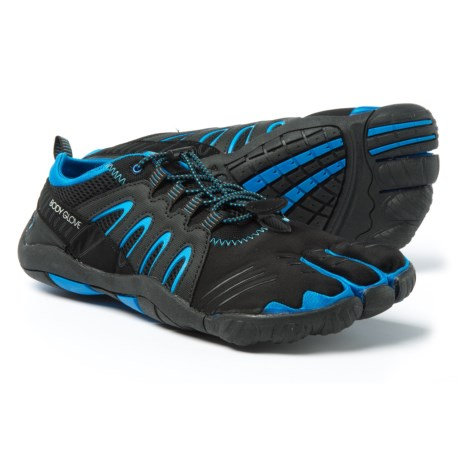 Body Glove 3T Warrior Shoes - Minimalist, Amphibious (For Men) in Black/Brilliant Blue