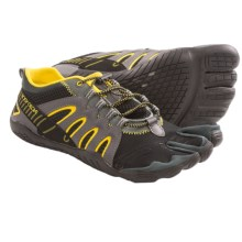 Body Glove 3T Warrior Shoes - Minimalist, Amphibious (For Men) in Black/Yellow - Closeouts