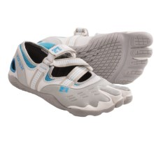 Body Glove 3T Zap Shoes - Minimalist, Amphibious (For Women) in Grey/Blue - Closeouts