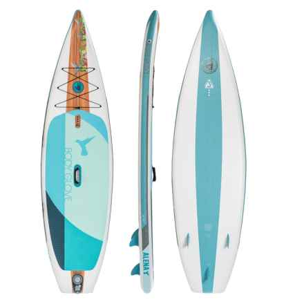 """Body Glove Alena Inflatable Stand-Up Paddle Board Kit - 10'6"""" in Blue"""