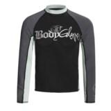 Body Glove Basic Deluxe Rash Guard - Long Sleeve (For Men)