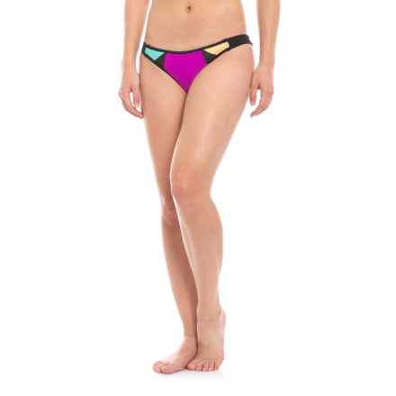 9e0c4672e98 Body Glove Bounce Flirty Surf Rider Bikini Bottoms (For Women) in Magnolia