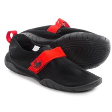 Body Glove Classic Water Shoes (For Men) in Black/Fiery Red - Closeouts
