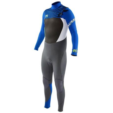 Body Glove CT Wetsuit - 3/2mm (For Men) in Cyan
