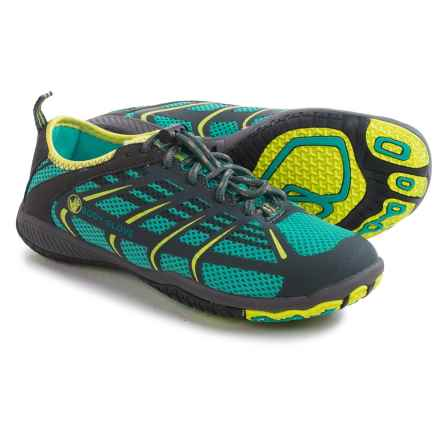Body Glove Dynamo Rapid Water Shoes (For Women) in Blue/Green - Closeouts