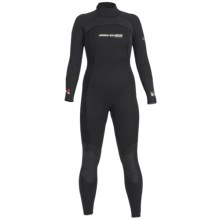 Body Glove Explorer X2 Wetsuit - 7mm (For Men) in Black/Black - Closeouts
