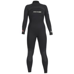 Body Glove Explorer X2 Wetsuit - 7mm (For Men) in Black/Black