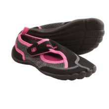 Body Glove Horizon Water Shoes (For Little and Big Kids) in Black/Pink - Closeouts