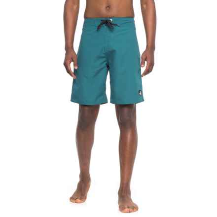 Body Glove Howizit Boardshorts (For Men) in Teal - Closeouts