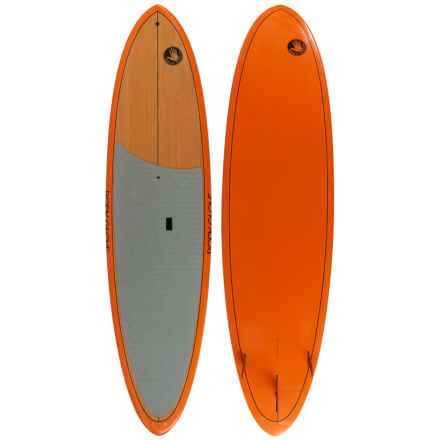 """Body Glove Journey Stand-Up Paddle Board - 10'10""""x32"""" in Orange - Closeouts"""