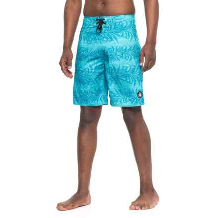 Body Glove Kiki Bay Boardshorts (For Men) in Teal - Closeouts