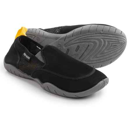 Body Glove Lei'd Back Water Shoes (For Men) in Black/Yellow - Closeouts