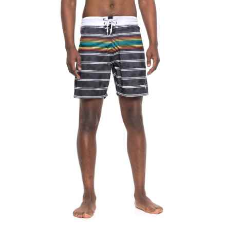 Body Glove McFly Boardshorts (For Men) in Black - Closeouts