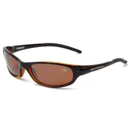 d7718b698b Body Glove Palm Beach Sunglasses - Polarized in Dark Brown Brown - Closeouts