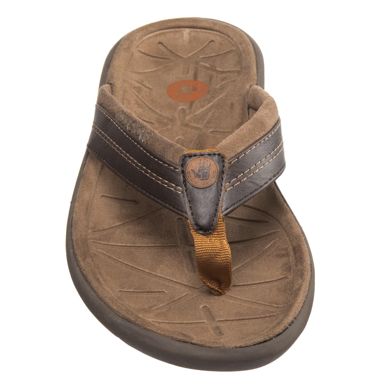 a8e0ae7c6a5eb0 Body Glove Quest Flip-Flops (For Men) - Save 50%