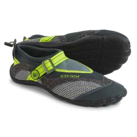 Body Glove Realm Water Shoes (For Men) in Black/Neon Green - Closeouts