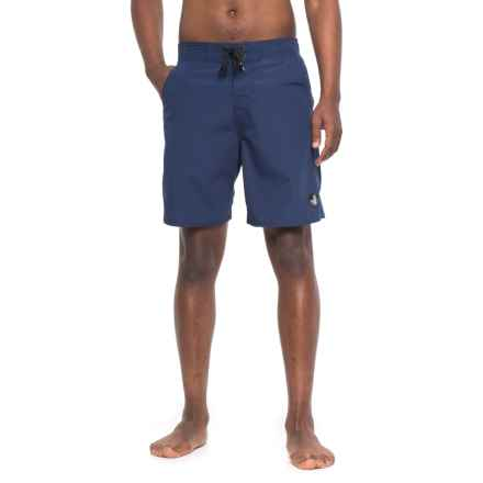 Body Glove Relaxo V Boardshorts (For Men) in Indigo - Closeouts
