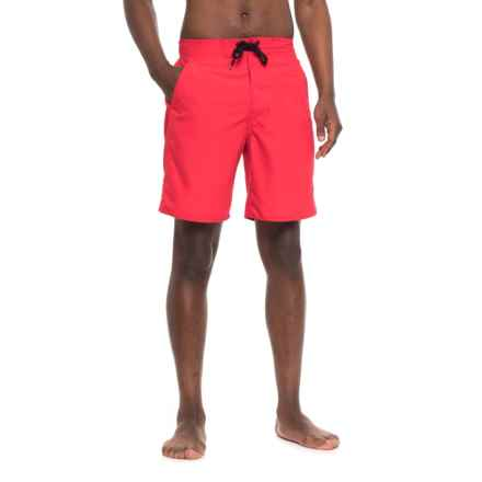 Body Glove Relaxo V Boardshorts (For Men) in Infrared - Closeouts
