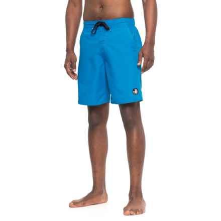 Body Glove Relaxo V Boardshorts (For Men) in Royal - Closeouts