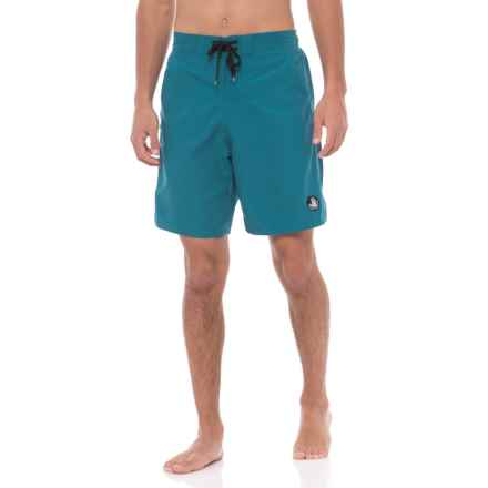 Body Glove Relaxo V Boardshorts (For Men) in Teal - Closeouts