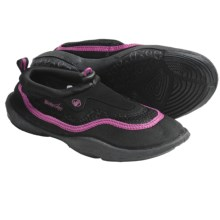 Body Glove Riptide 2 Water Shoes (For Women) in Black/Magenta - Closeouts