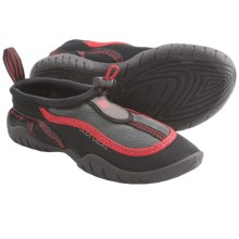Body Glove Riptide III Water Shoes (For Little Kids) in Black/Red - Closeouts