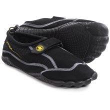 Body Glove Seek Water Shoes (For Men) in Black/Yellow - Closeouts