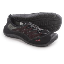 Body Glove Sidewinder Water Shoes (For Men) in Black/Fiery Red - Closeouts