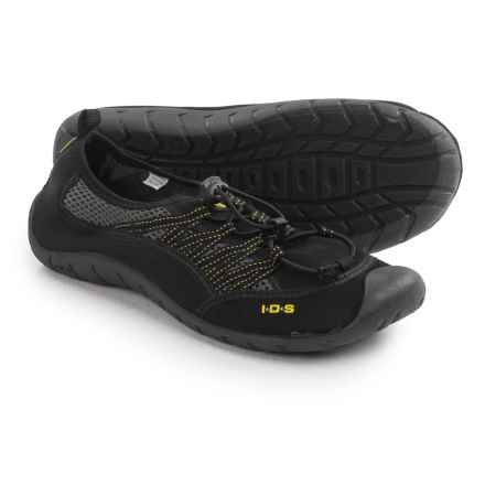 Body Glove Sidewinder Water Shoes (For Men) in Black/Yellow - Closeouts