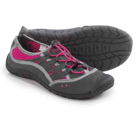 Body Glove Sidewinder Water Shoes (For Women) in Total Eclipse/Bright Rose - Closeouts