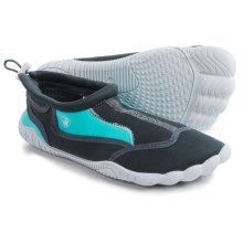 Body Glove Soak Water Shoes (For Women) in Total Eclipse/Aqua Splash - Closeouts