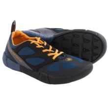 Body Glove Swoop Water Shoes (For Men) in Blue/Grey/Orange - Closeouts