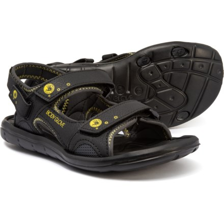a699ce91562b Body Glove Trek Sport Sandals (For Men) in Black Yellow