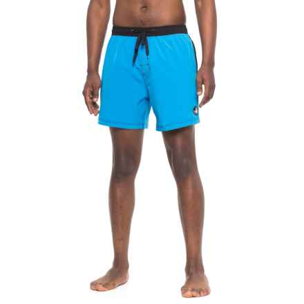 Body Glove Twinner Vapor Volleys Swim Trunks (For Men) in Blue - Closeouts