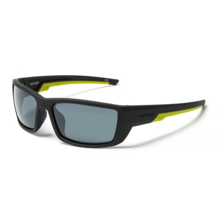 035184b2eab5 Body Glove Vapor 23 RB Sunglasses - Polarized (For Men) in Black