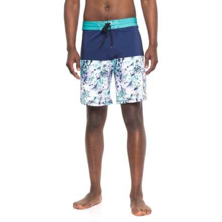 Body Glove Vapor Dexterman Boardshorts (For Men) in Indigo - Closeouts