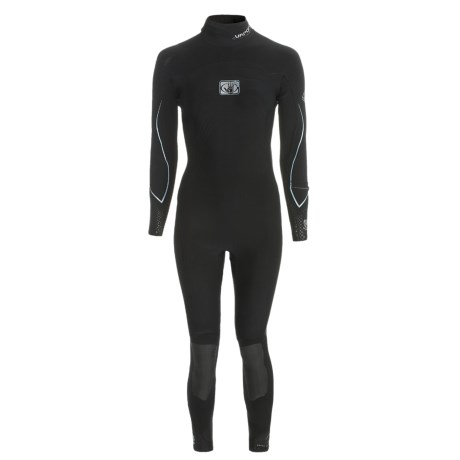 Body Glove Vapor Full Wetsuit - 3/2mm (For Women) in Black/Crystal Blue