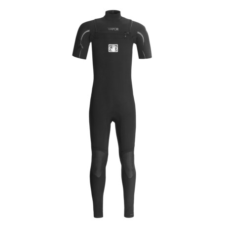 Body Glove Vapor Full Wetsuit - Short Sleeve , 2/2mm (For Men) in Black