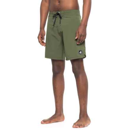 Body Glove Vapor Twin Spin Boardshorts (For Men) in Olive - Closeouts