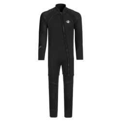 Body Glove X2 Combo Dive Suit - 3mm, John and Jacket (For Men) in Black