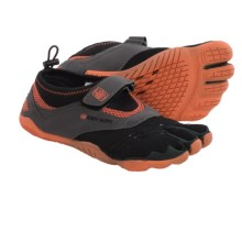Body Gloves 3T BareFoot Max Water Shoes - Minimalist (For Little and Big Kids) in Black/Coral - Closeouts