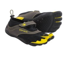 Body Gloves 3T BareFoot Max Water Shoes - Minimalist (For Little and Big Kids) in Black/Yellow - Closeouts