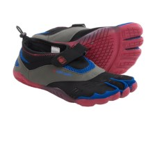 Body Gloves 3T BareFoot Max Water Shoes - Minimalist (For Little and Big Kids) in Red/Blue - Closeouts