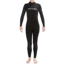 Body Gloves Excursion Dive Full Suit - 3mm (For Women) in Black - Closeouts