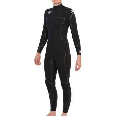 Body Gloves Neo Wetsuit - 3/2mm (For Women) in Black