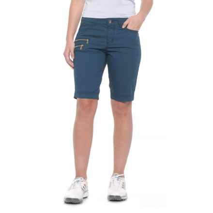 Bogner Adalie-G Shorts (For Women) in Blue - Closeouts
