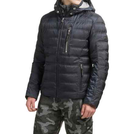 Bogner Adrian-D Down Ski Jacket (For Men) in Navy - Closeouts